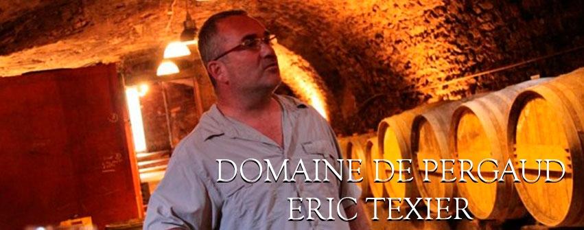 Domaine de Pergaud - Eric Texier