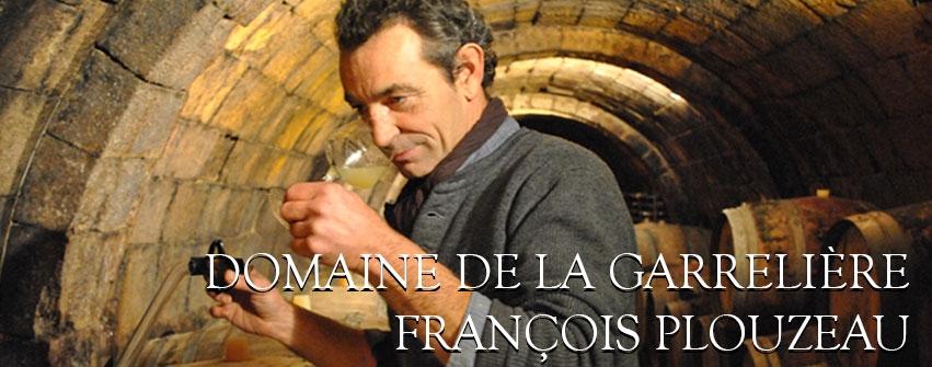 Domaine de la Garrelière - François Plouzeau