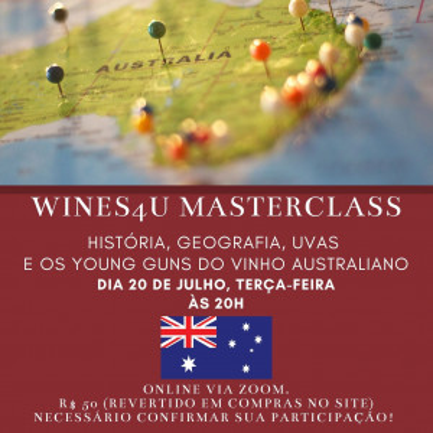 Masterclass - Austrália