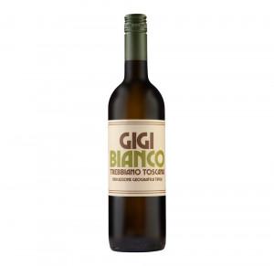 Gigi Bianco Trebbiano Toscana IGT, 2018 - Anthony D´Anna e Fatori Parri
